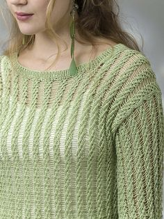 Ravelry: Long Ladders Tunic pattern by Margret Willson