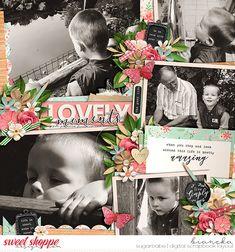 kristin cronin-barrow - love your life | bundle cindy schneider - set 257: page fillers 29 | templates