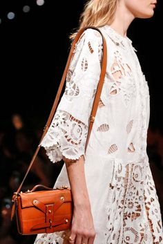 Bohemian Details / Valentino Spring 2015 RTW