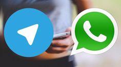Whatsapp e Telegram: intercettarne le chat è semplice in questo modo #whatsapp #telegram #privacy