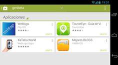 Ya es posible instalar el nuevo Google Play 4. Te explicamos cómo activarlo http://www.genbeta.com/p/75625
