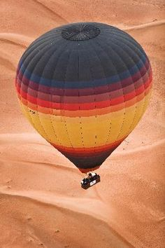 Food tours don't have to be all about food! But if it's food tours you want check out our Middle East Food Tour Guide at www.allaboutcuisi… # Travel Middle East – Read More – Air Ballon, Hot Air Balloon, Desert Pictures, Cool Pictures, Ballon Festival, Sky Ride, Balloon Flights, Balloon Rides, Paragliding