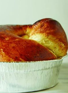 How To Shape and Stuff Round Honey Challah For Rosh Hashanah