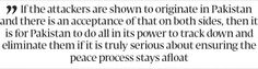 Stay on track - The Express Tribune