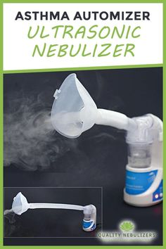 Portable Asthma Automizer Ultrasonic Nebulizer For Children Adult - Asthma Treatment Asthma Relief, Asthma Symptoms, Natural Asthma Remedies, Flu Remedies, Health Remedies, Chest Congestion, Cold Sore, Respiratory System