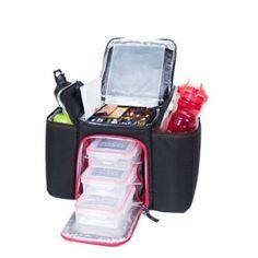 6 Pack Fitness - 6 Pack Fitness - Innovator 300 Meal Management Bag, 1 bag