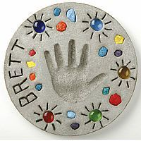Make Your Own Stepping Stone   Step Out Into Your Yard Or Garden And See  Your
