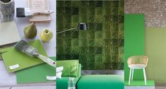 Our Colours: Greens | Designers Guild