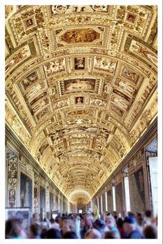 Inside the Vatican - Vatican City, IT - Stato della Città del Vaticano