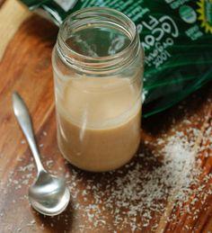 Cinnamon Coconut Butter