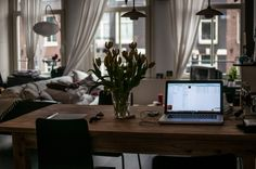 RocketStart HQ loft in Amsterdam