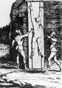 Sexual Torture Devices History