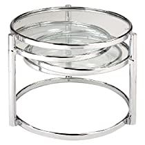 Check this out at Amazon 3 Tier Coffee Table, Cool Coffee Tables, Modern Coffee Tables, White Side Tables, End Tables, Wall Tables, Console Tables, Dining Tables, Contemporary Coffee Table