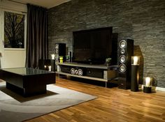 1000 Images About Entertainment Fireplace Wall On