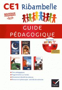 Jean-Pierre Demeulemeester et Nadine Demeulemeester - Ribambelle CE1 - Guide pédagogique. 1 CD audio https://hip.univ-orleans.fr/ipac20/ipac.jsp?session=CM755920D1046.2564&profile=scd&source=~!la_source&view=subscriptionsummary&uri=full=3100001~!591916~!0&ri=1&aspect=subtab48&menu=search&ipp=25&spp=20&staffonly=&term=Ribambelle+CE1+-+Guide+p%C3%A9dagogique&index=.GK&uindex=&aspect=subtab48&menu=search&ri=1