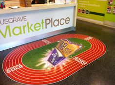 A fabulous item for product launches and advertising specials, floor graphics are highly effective in retail merchandising by directing customers to specific products.Being highly durable, floor graphics turn your floors into valuable marketing space.Retail outlets aren't the only venue for floor graphics - museums, nightclubs, shopping centres, airports and exhibition halls make floor graphics a must in promoting products providing directions.Other uses include temporary br...