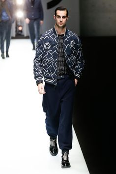 Giorgio Armani | Menswear - Autumn 2018 | Look 35