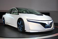 Гибрид Honda AC-X