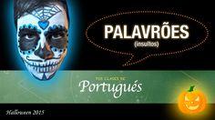 Clases de Portugués - PALABROTAS (Bad words) Halloween 2015