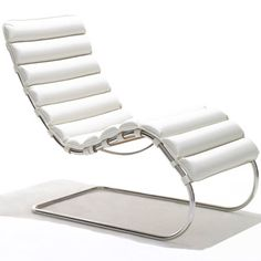 Ludwig Mies van der Rohe | MR Lounge Collection (1929) and another than would look amazing in an MCM home.