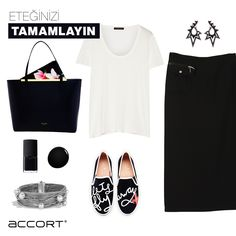 Eteğinizi tamamlayın #moda #etek #fashion #sokakstil #tarz #aksesuar #accort