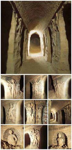 Osimo Sotterranea: Le misteriose grotte del Palazzo Campana Osimo Underground: The mysterious caves of the Palazzo Campana