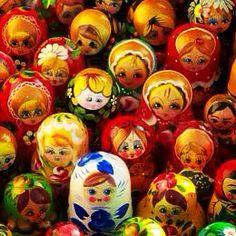 Russian Dolls. Berlin.