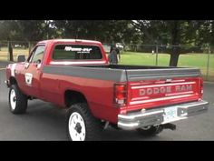 1990 Dodge Ram Truck iSwagger