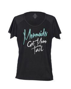 Mermaids Get More Tail Rocker Tee - Feather 4 Arrow