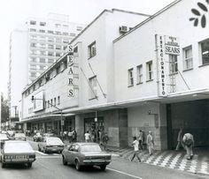 Sears Paraiso 1988 Ewaldo Costa/Estadão