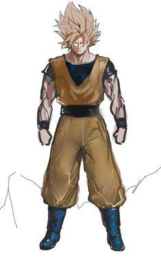 Dragon Ball Z, Dragon Z, Kai, Goku Manga, Goku Pics, League Of Legends Characters, Goku Super, Batman Vs Superman, Son Goku