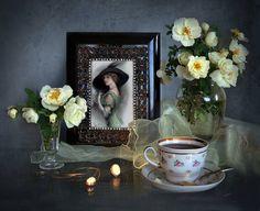 Портрет дамы в зелёном - lady-viola2014 -
