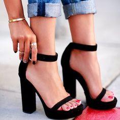 #shoes -  fashion  #ankle strap sandals