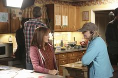#BehindTheScenes #TheMiddle