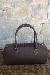 A Franco Dessì bag: made by Gaffe (Parma Couture)