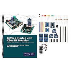 XBee 802.15.4 Starter Kit ----  Looking for FUN new XBEE projects?!?!?!  Check out http://xbeehq.com/ !!!