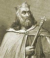 Chlothar II King of the Franks 41st GGF