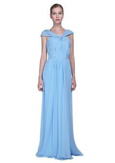 *Maillsa Chiffon Capped Bridesmaid Dress Prom Dress MS13B0070 (US 8, Blue) Maillsa,http://www.amazon.com/dp/B00EQ74ERI/ref=cm_sw_r_pi_dp_cpytsb1CSDJ2Z9CD