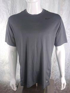 NWT Nike Dri-Fit Tee Mens Big//Tall Athletic Crew Short Sleeve T-Shirt GREEN