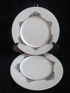 2 Lenox Rutledge Dinner Plate #Lenox