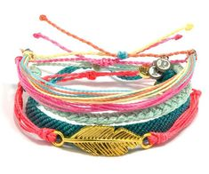 Yoga Girl Pack - Pura Vida Bracelets: support local artisans in Costa Rica and use my campus rep code TUZCU10 at checkout to get 10% off your purchase :)