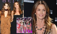 Cindy Crawford says young models face too much pressure to be thin