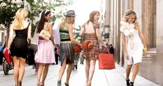 Nos vamos de Shopping Route por las ciudades de la moda (París, Londres, Milán y NY) - Barcelonette