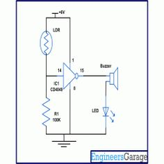 wireless rf remote control circuit diagram schematics circuits rh pinterest com