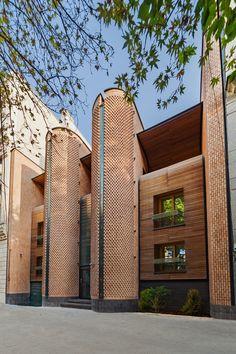 Galería de Renovación de una casa en Kaveh Teherán / Pargar Architecture and Design Studio - 1