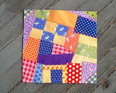 Step by step crazy quilt instructions, using the stitch and flip ... : how to sew a crazy quilt - Adamdwight.com