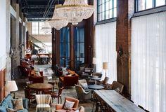ソーホー・ハウス・シカゴ(アメリカ合衆国) 世界中のセレブが愛する会員制ホテル・クラブ