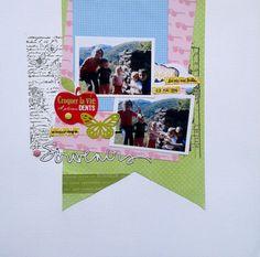 Page 'Souvenirs'
