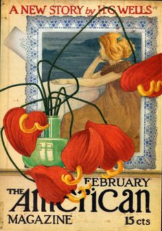 Vojtech Preissig and Czech American Art Nouveau - Print Magazine Art Deco Illustration, Magazine Illustration, Print Magazine, Magazine Art, Magazin Covers, Art Deco Paintings, Illustrations And Posters, Vintage Illustrations, Art Nouveau Design