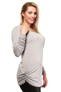 Gładka bluzka w odcieniach szarości plus size Rompers, Dresses, Women, Fashion, Vestidos, Moda, Fashion Styles, Romper Clothing, Romper Suit